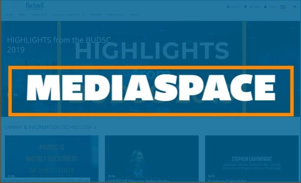 Thumbnail preview of Mediaspace website